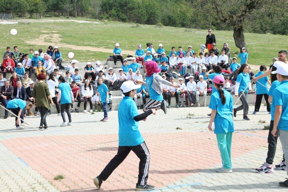 Sokak Oyunları Gürsu'da Canlandırıldı