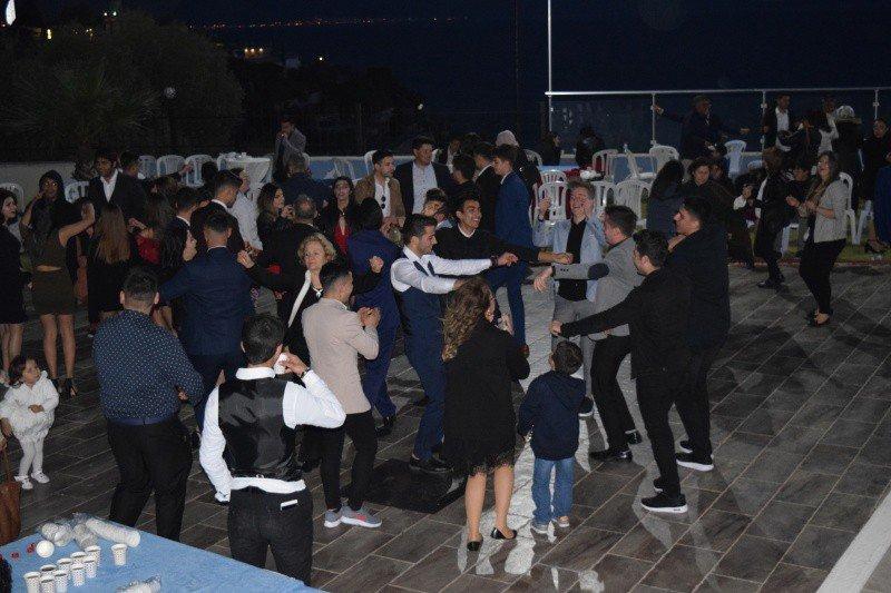 Turizm Lisesi Öğrencileri Mezuniyet Töreninde Buluştu