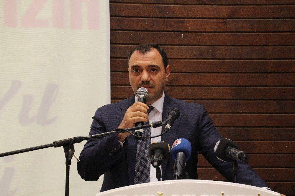 Fırat Havzası Gazeteciler Cemiyeti'nin 32'inci Yılı Kutlandı