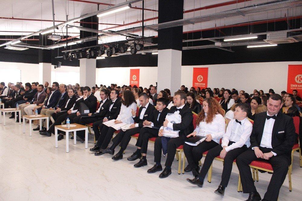 İzmir Kavram Meslek Yüksekokulundan Renkli Otizm Farkındalık Programı