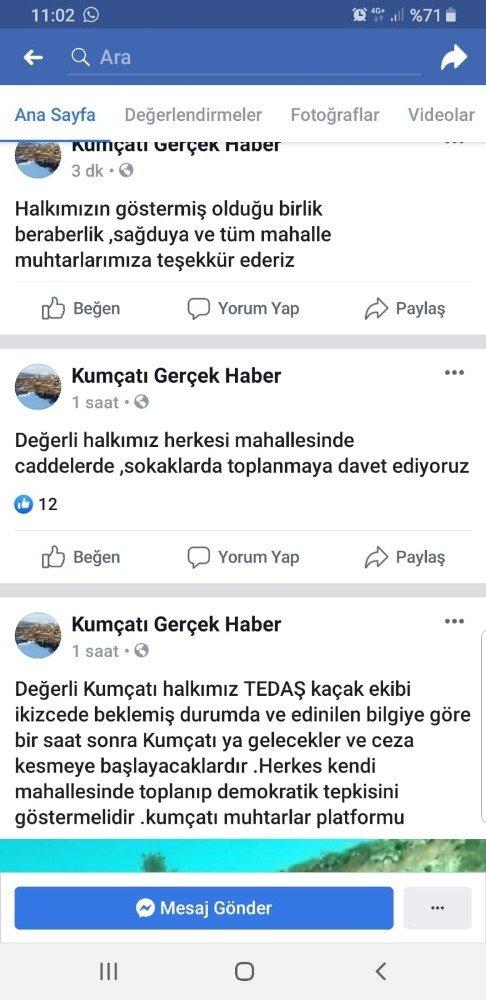 Şırnak'ta 'Kaçak Elektrik İttifakı'