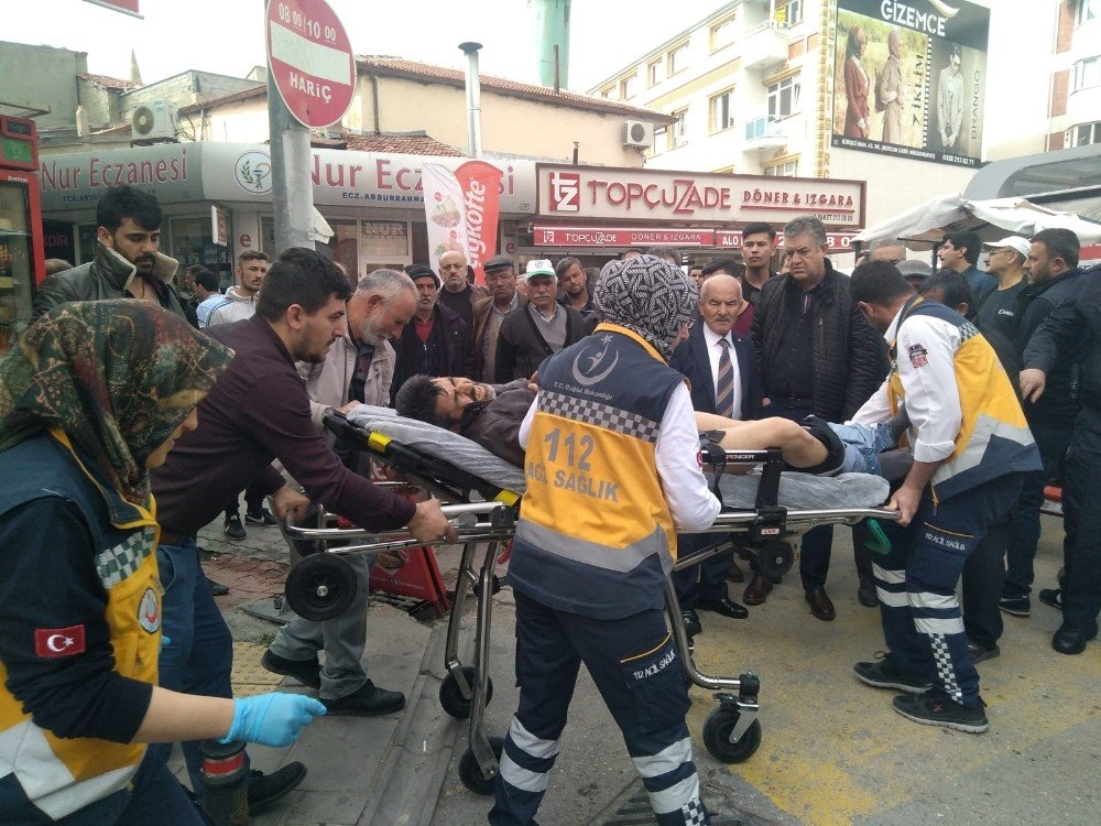 Karaman'da Silahlı Kavga: 1 Yaralı