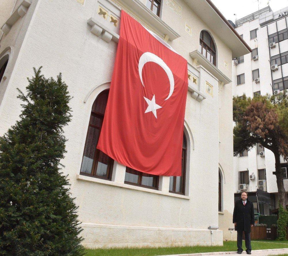 Başkan Orkan'dan Atatürk Evi Projesi