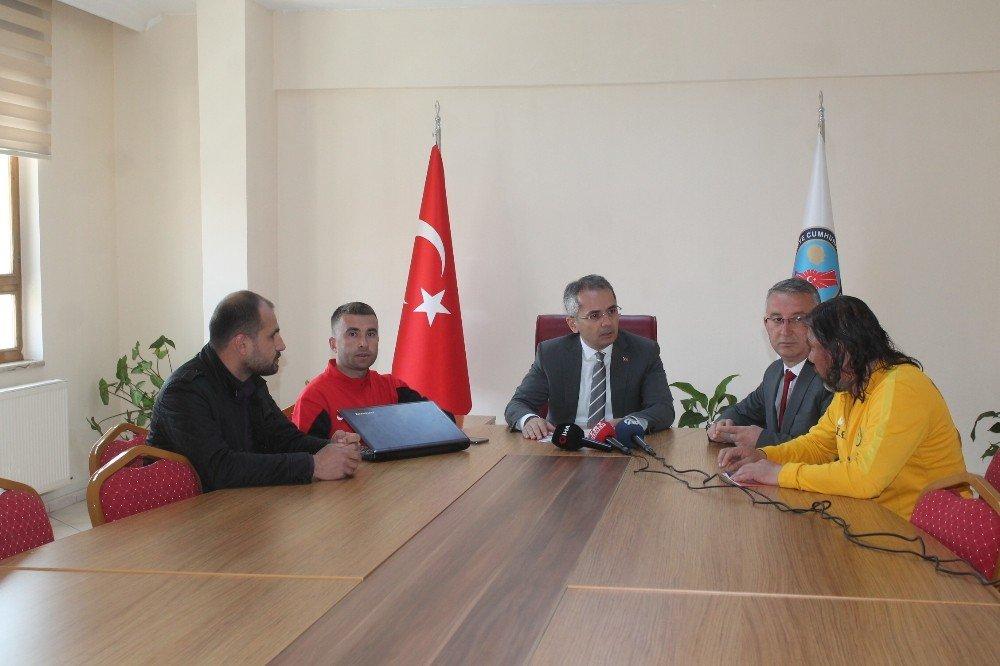 U-11 Tosya Pirinç Kupası Dev Takımları Ağırlayacak