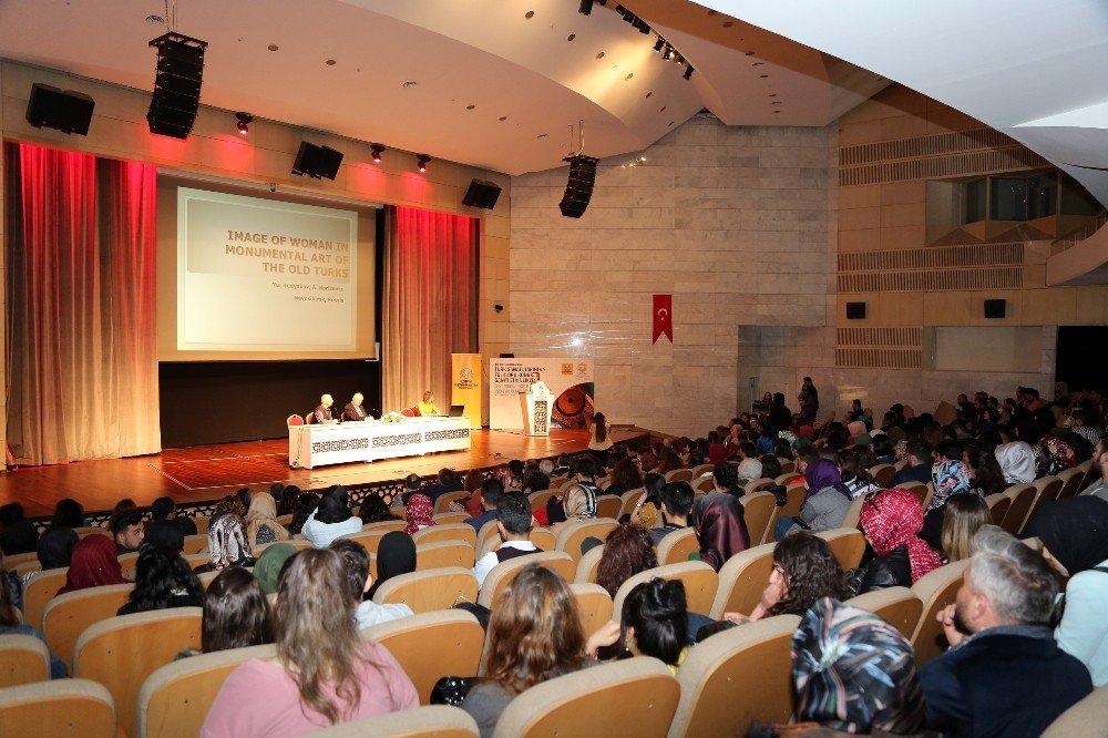 12. Uluslararası Türk Sanatı, Tarihi Ve Folkloru Kongresi Başladı