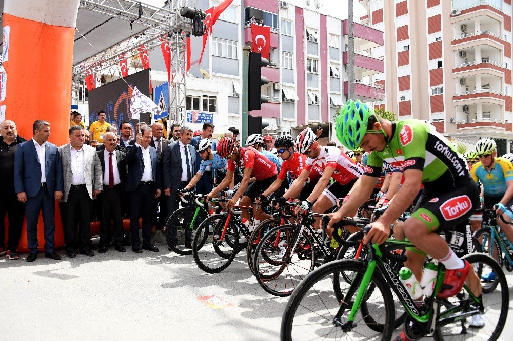 Tour Of Mersin Anamur'dan Başladı
