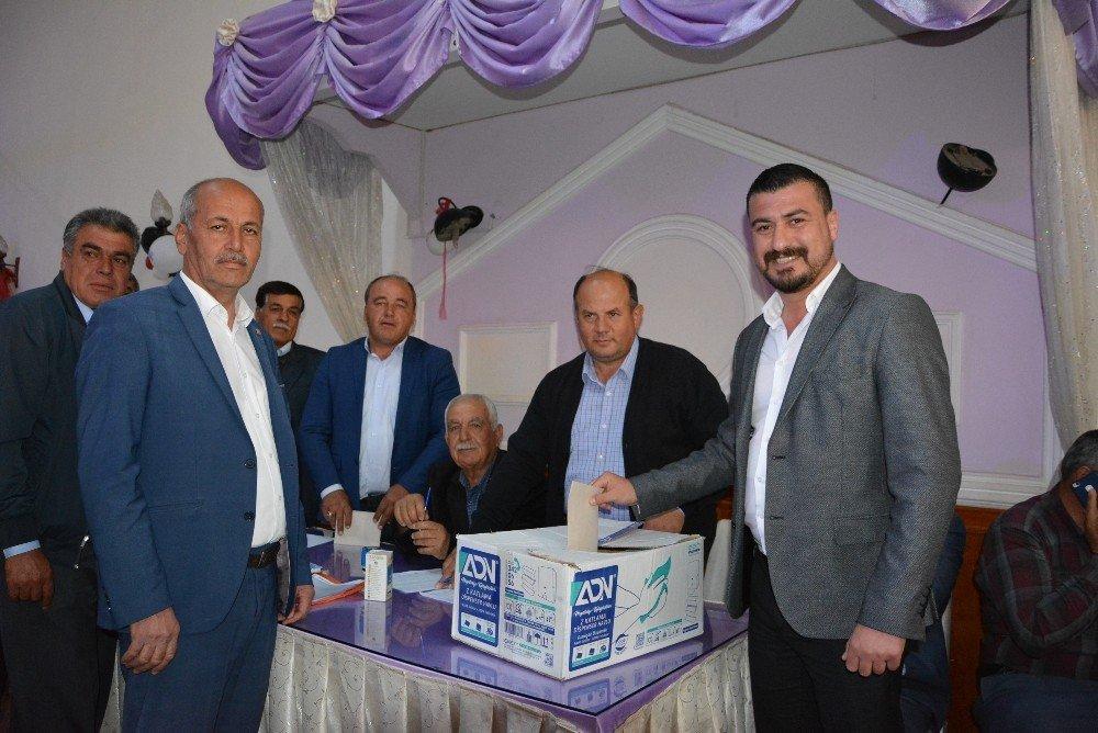 Muhtarların Yeni Başkanı Osman Küçükkarasucu Oldu