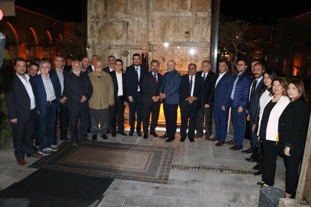 Rtük Yöneticileri Gaziantep Basını İle Buluştu