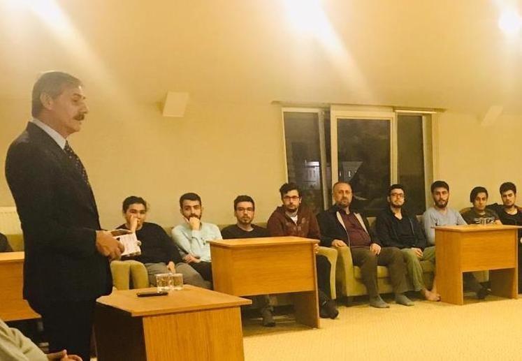 Başkan Alemdar Üniversite Öğrencilerine Misafir Oldu