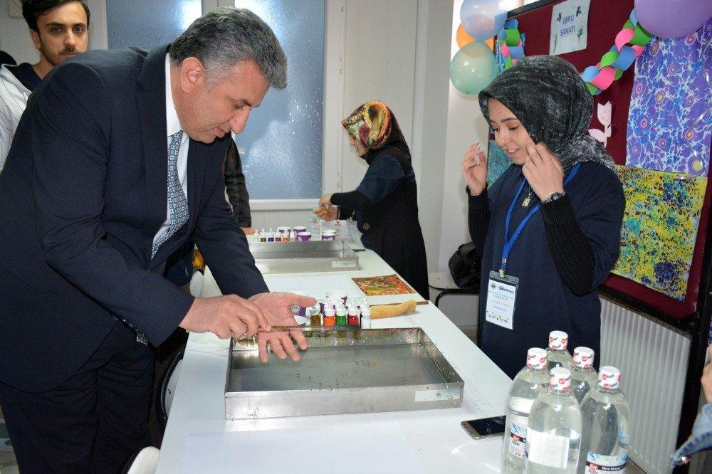 Sinop Çocuk Üniversitesi Bilim Şenliği