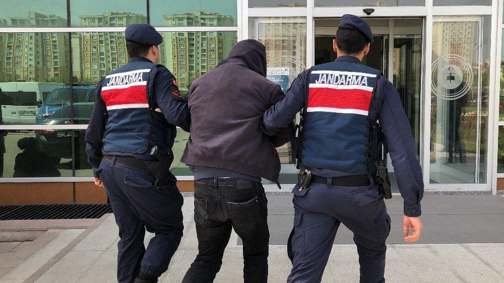 Para Nakil Aracını Soyan Şüpheliler Yakalandı