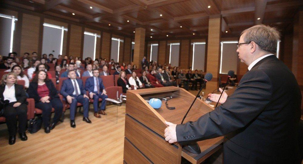 Trakya Üniversitesinde 11. Uluslararası Sinan Sempozyumu Gerçekleştirildi