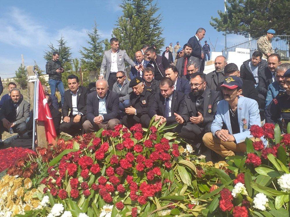 Tügşav'dan Şehit Yener Kırıkcı'nın Ailesine Ziyaret