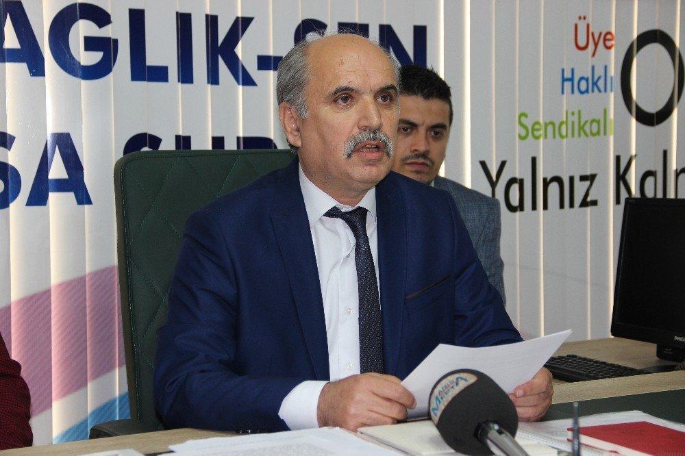Türk Sağlık Sen'den İddialara Cevap