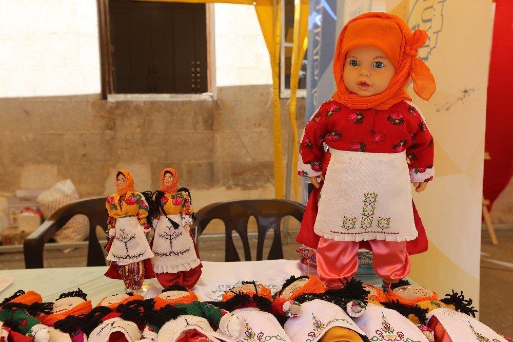 Uluslararası Ezogelin Yöresel Bebek Çalıştayı Başladı
