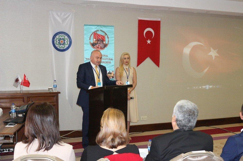 Uluslararası Turizm Ve Kültürel Miras Kongresi Marmaris'te Başladı.