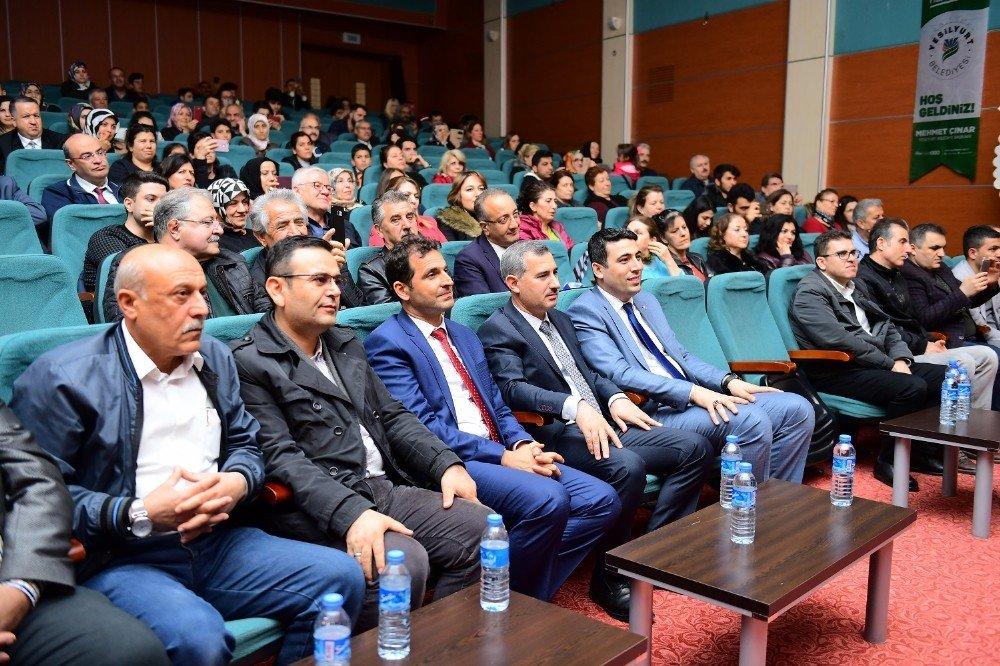 Fahri Kayahan Memleketi Malatya'da Anıldı