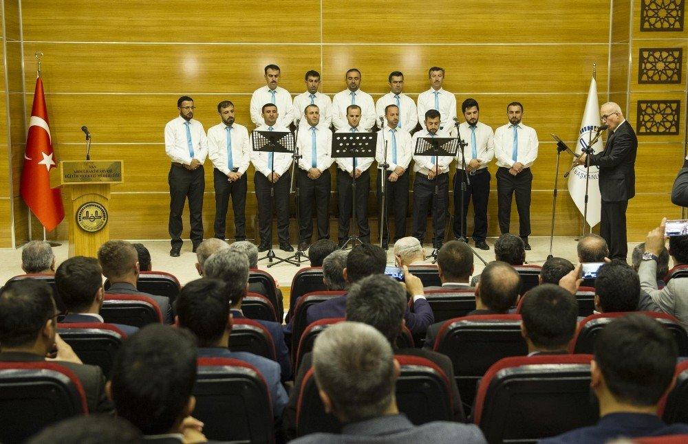 Vali Bilmez Kur'an-ı Usulüne Göre Güzel Okuma Kursu Dönem Sonu Kapanış Programına Katıldı
