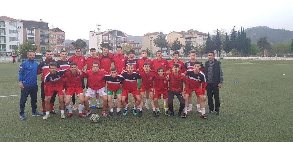 1308 Osmaneli Belediyespor'da Hedef Bal