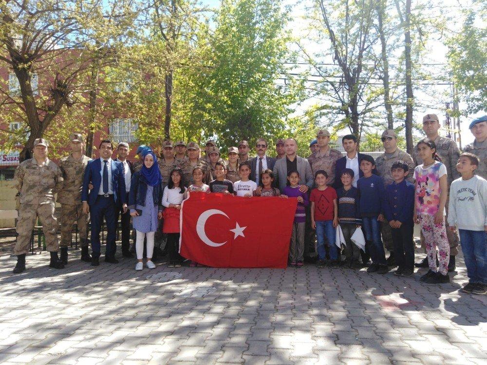 Şehit Cemil Turan Satranç Turnuvası Yapıldı