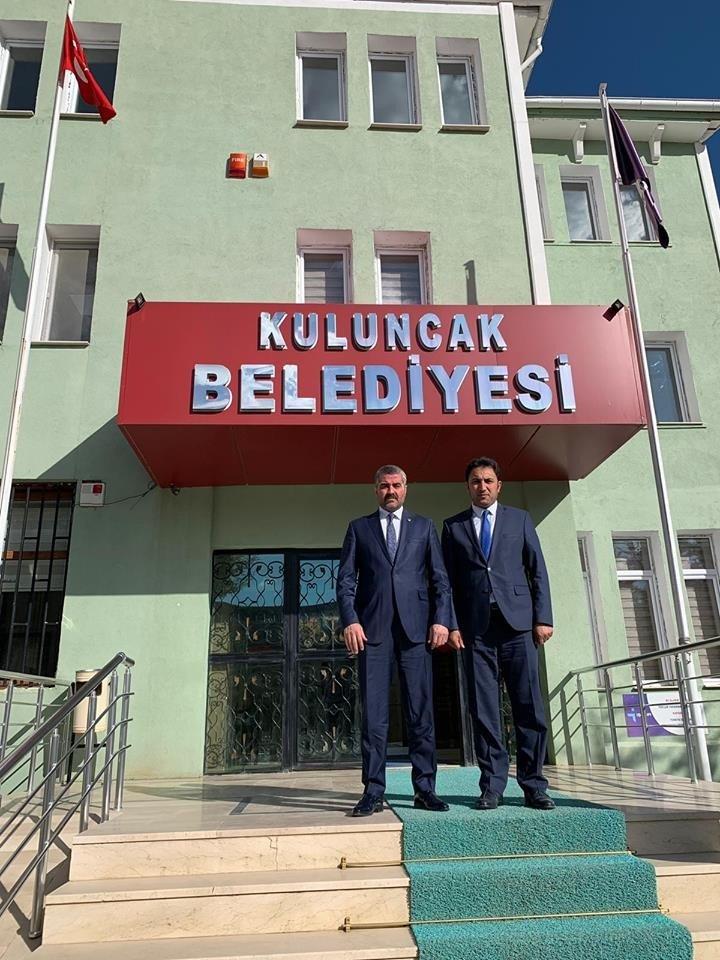 Başkan Avşar'dan Kuluncak'a Ziyaret