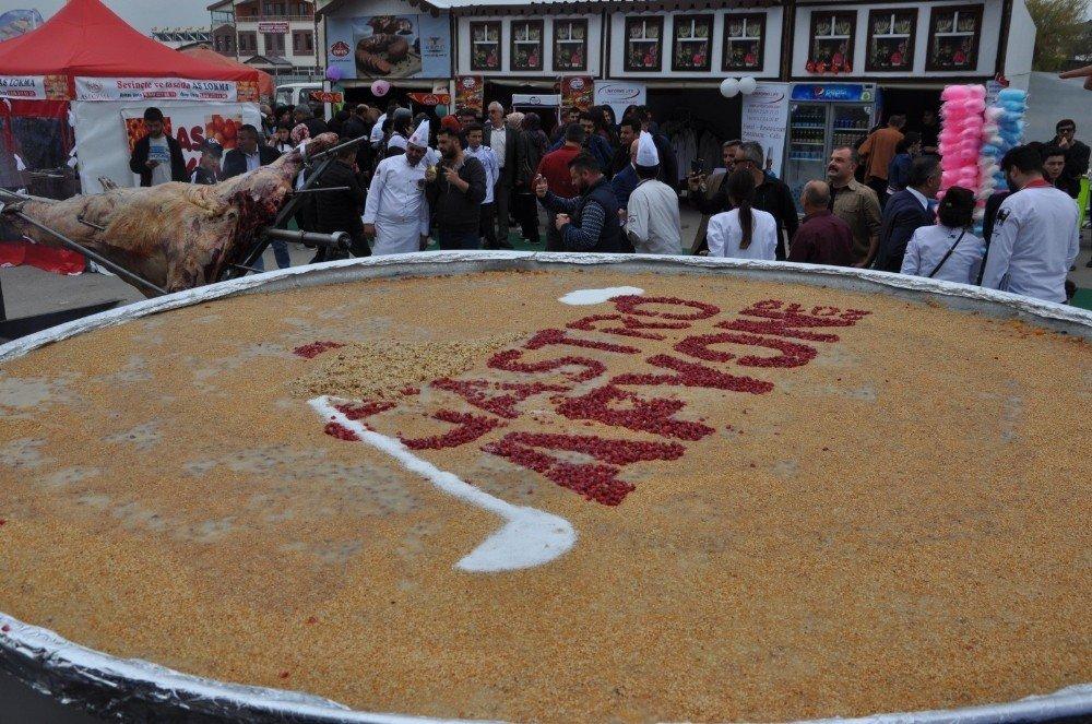 2. Gastro Afyon Lezzet Festivali Kapılarını Açtı