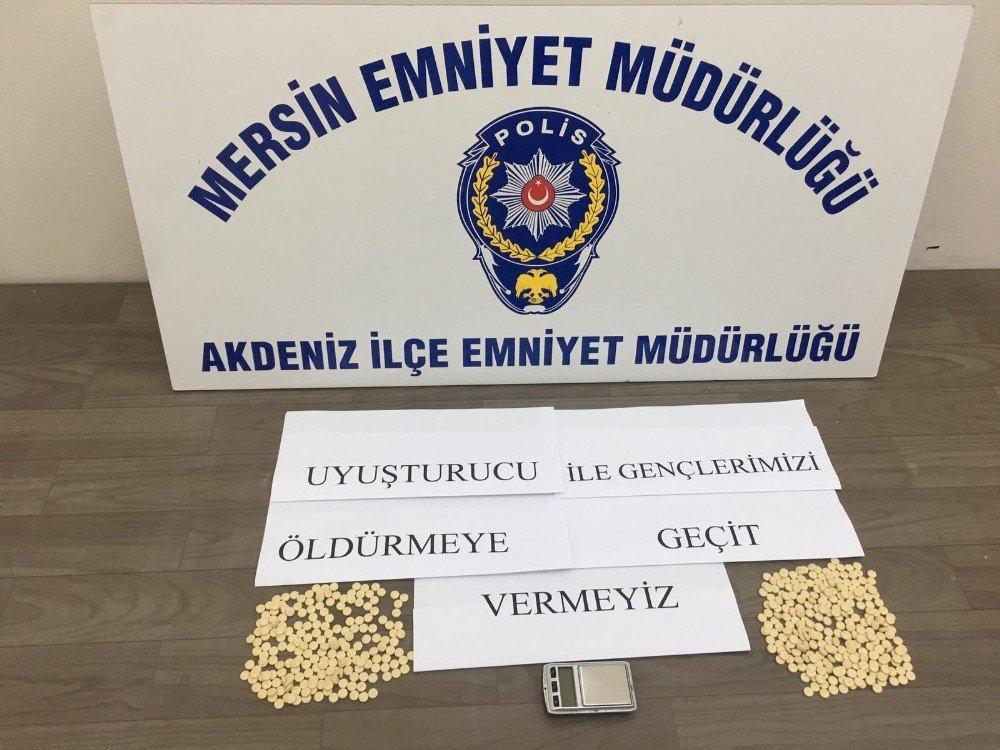 Akdeniz'de Aranan 58 Kişi Yakalandı