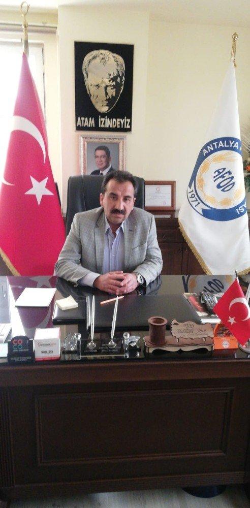 Ato Başkanı Çetin: