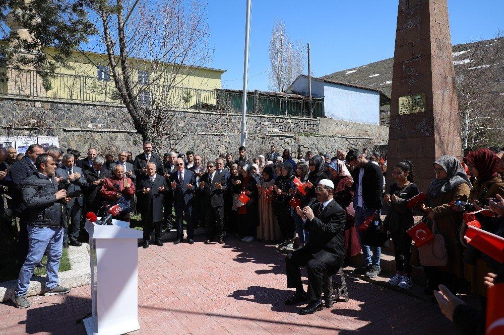 Atatürk Üniversitesi; Yanıkdere Şehitlerini Anarak, Fransa'nın 24 Nisan Kararına Tepki Gösterdi