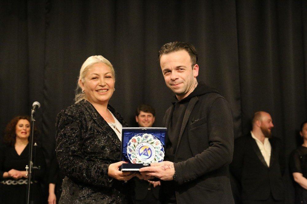 Batum Devlet Müzik Merkezi'nden Avrasya Üniversitesi'nde Konser