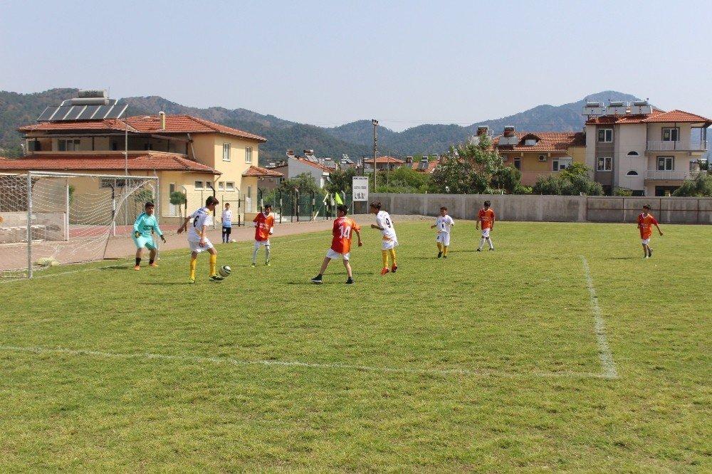 Bağımlılıkla Mücadeleye Futbolla Dikkat Çektiler