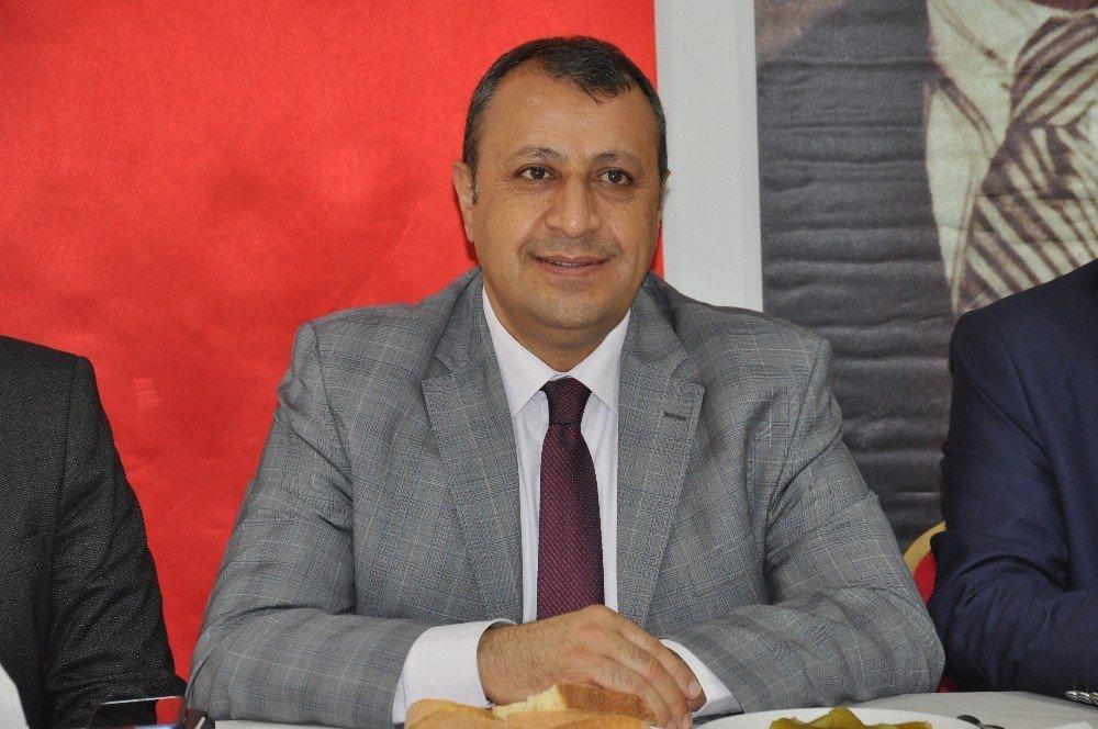 Afyonkarahisar Ptt Başmüdürü Örsdemir Gazetecilerle Kahvaltıda Buluştu