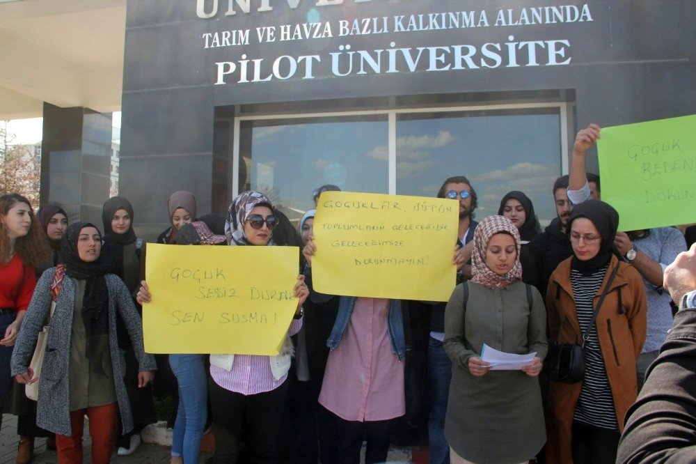 İstanbul'daki Cinsel Saldırıya Bingöl'den Tepki