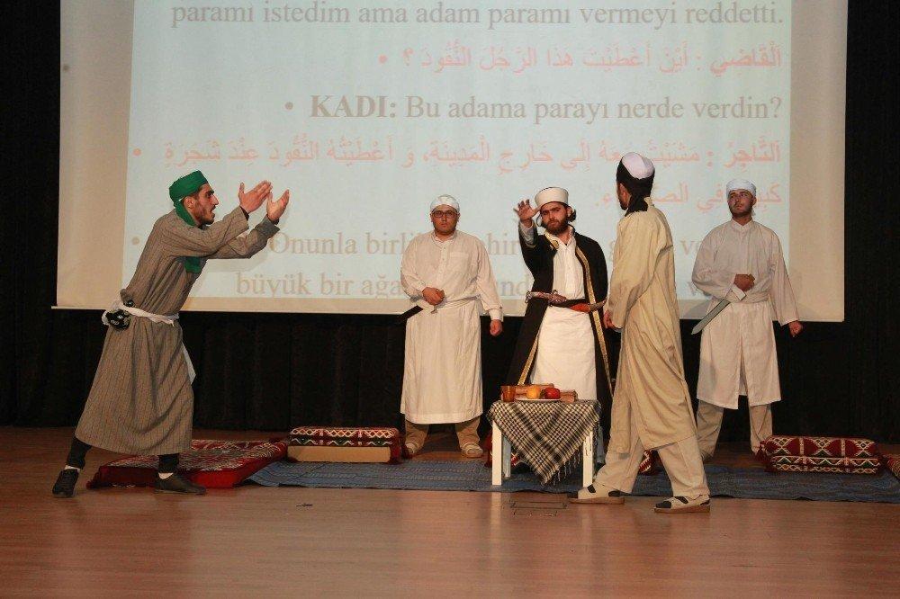Beü'de 1. Arapça Ödüllü Bilgi Ve Etkinlik Müsabakaları Düzenlendi