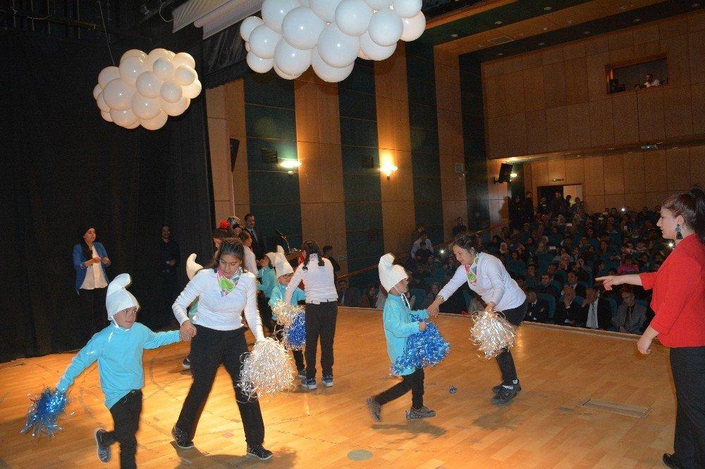 Tatvan'daki Özel Çocuklardan Özel 23 Nisan Etkinliği
