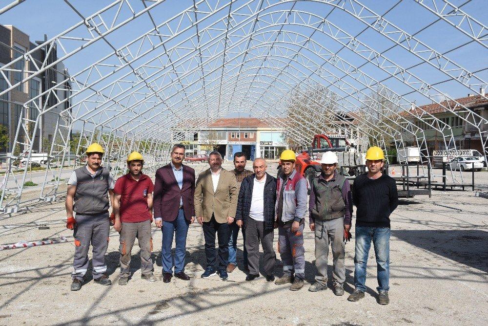 İftar Çadırı Kerebi Gazi Otopark'ında Açılacak