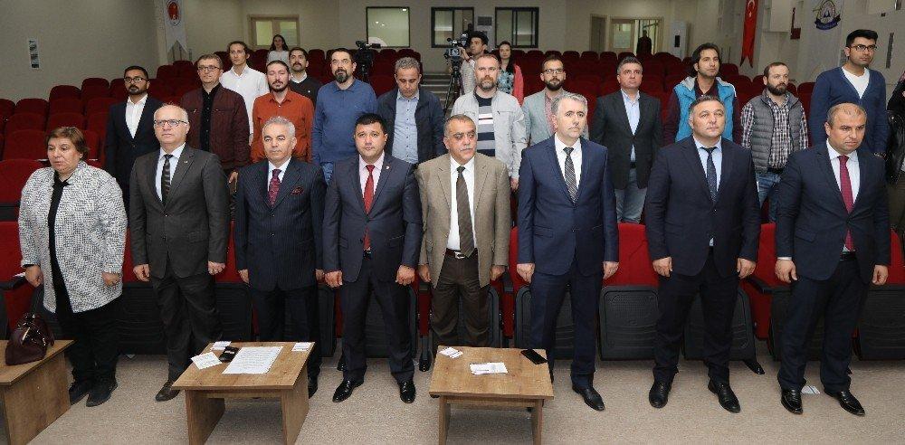 """Erü'de """"Dünya Veteriner Hekimler Günü"""" Etkinlikleri Düzenlendi"""