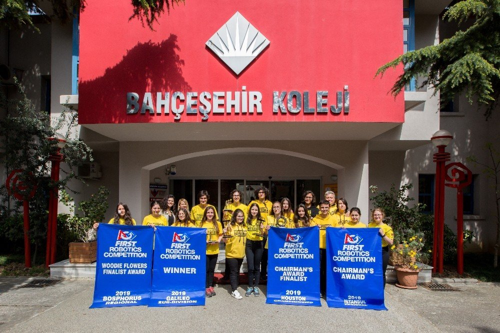 Türk Robotik Takımından Houston'da Büyük Başarı