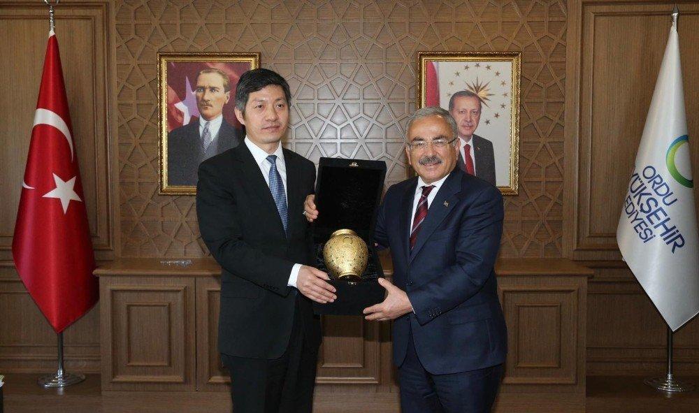 Çinli Icbc Turkey, Karadeniz'e Yöneliyor