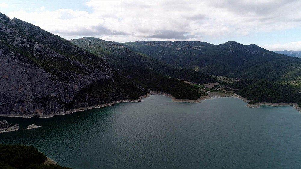 İtalyan Turistler Kanyona Hayran Kaldı