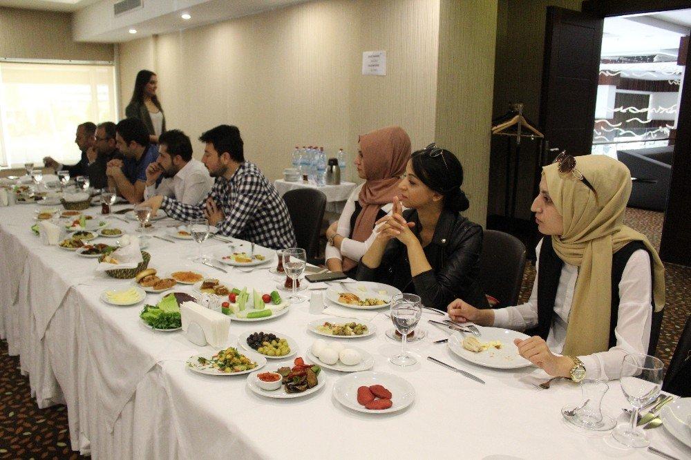 Kapadokya Üniversitesi Yks Öncesi Rehber Öğretmenlerle Buluştu