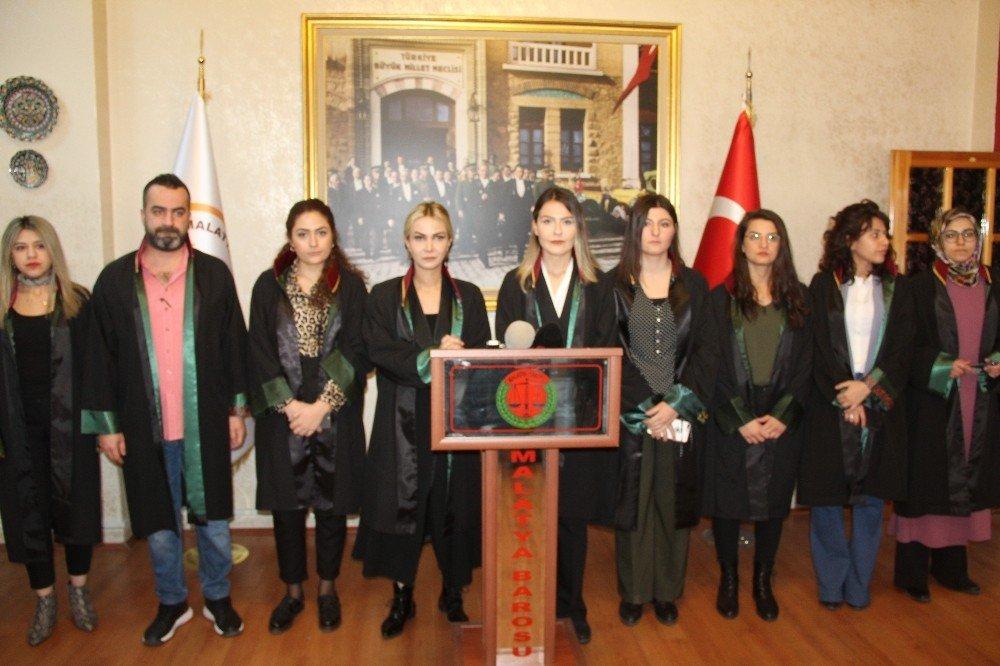 Malatya Barosundan 'Çocuk İstismarına' Tepki