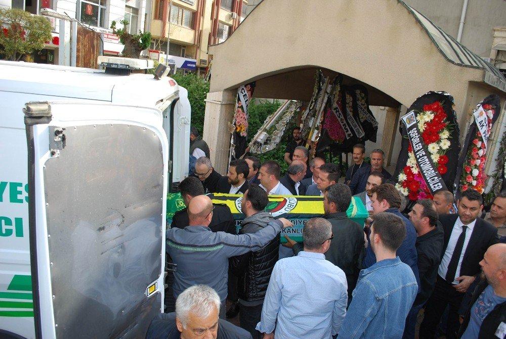 Fenerbahçeli Başkana Son Veda