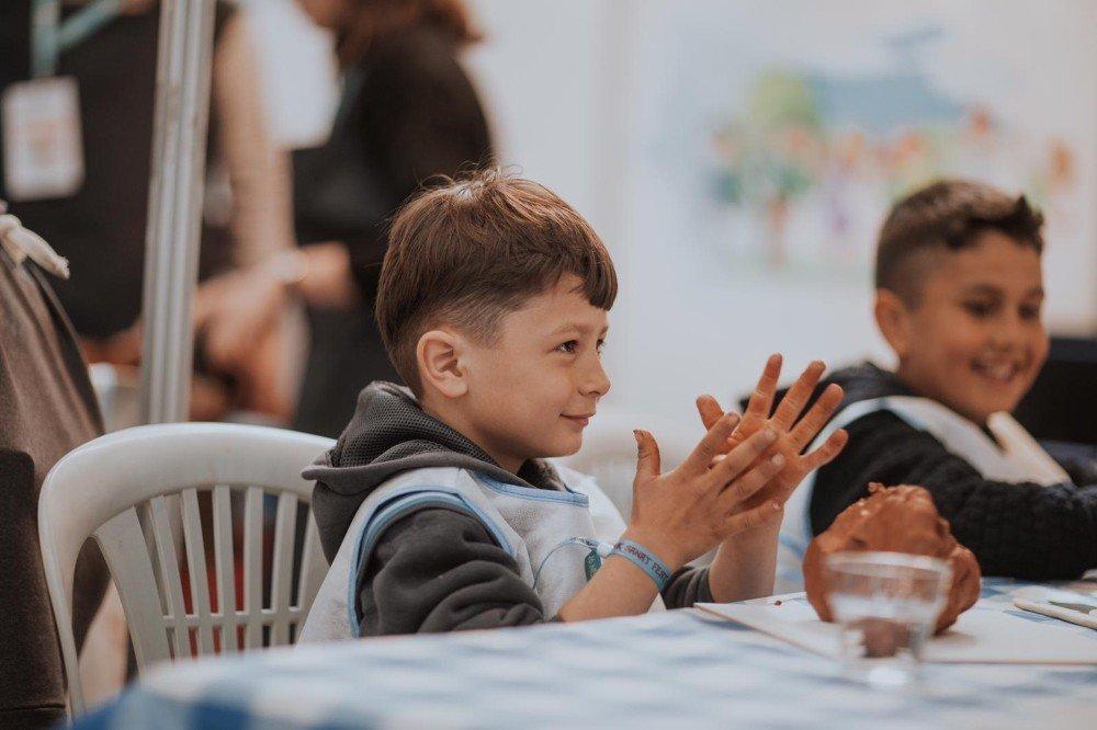 Balıkesir Çocuk Sanat Festivali Sona Erdi