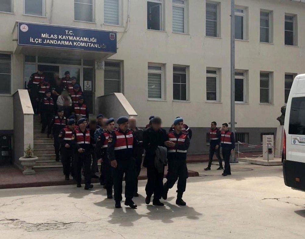 Gardiyanlara Rüşvet Operasyonu