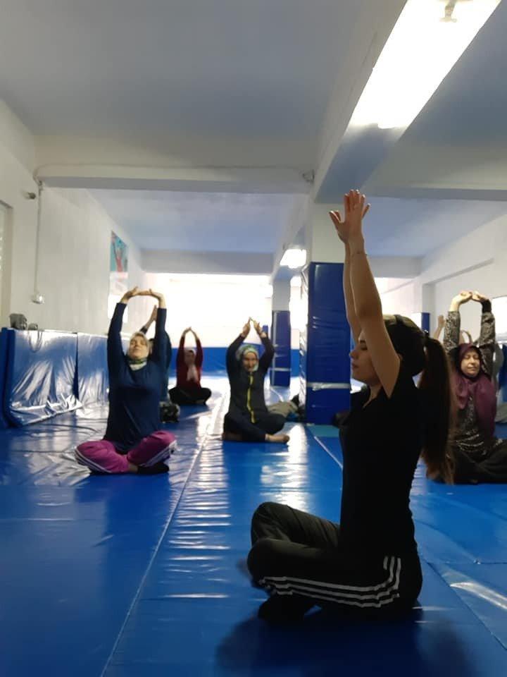 Sağlıklı Yaşam İçin Düzenli Spor Eğitimi
