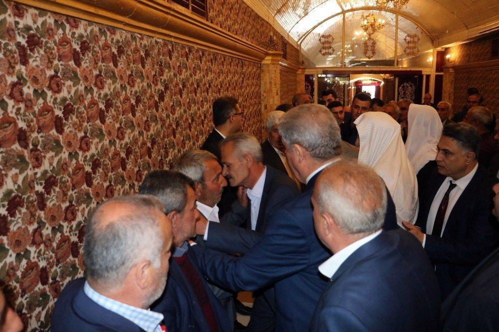 Şanlıurfa'da Husumetli Akrabalar Barıştırıldı