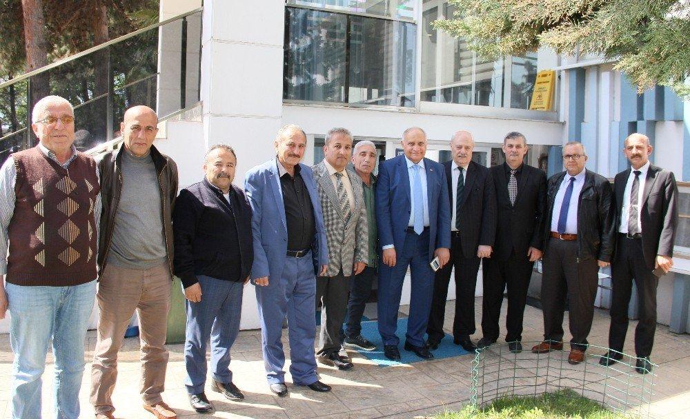 """Yıldız: """"Hedefimiz Karadeniz'in İncisi Samsun'da Çıtayı Daha Yükseklere Çıkarmak"""""""