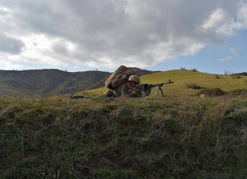 Siirt İl Jandarma Komutanlığı'ndan 'Bahar Operasyonu'