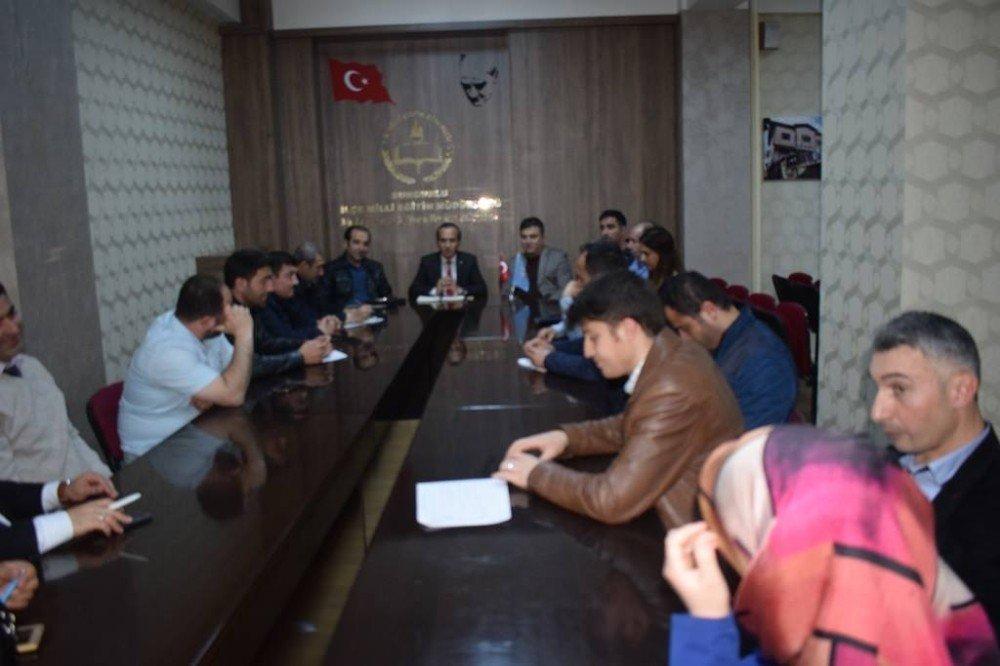 Sungurlu'da Öğrenciler Sebze Meyve Yetiştirecek